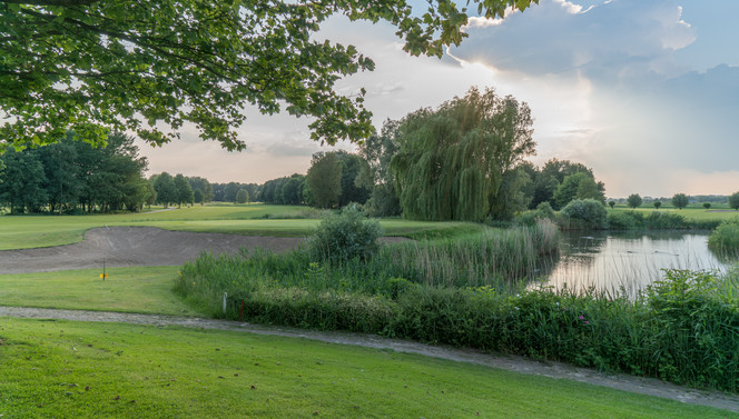 Golf arrangement Landgoed Welderen