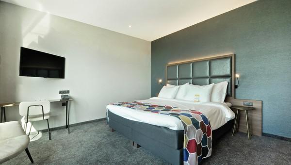queen kamer (25 m2) | van der valk hotel nijmegen - lent, Deco ideeën
