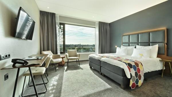 Comfort kamer met bad en douche m van der valk hotel