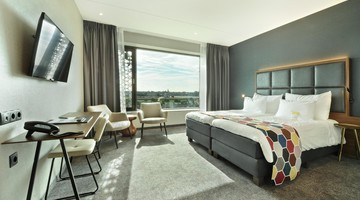 Comfort kamer Van der Valk Hotel Nijmegen-Lent