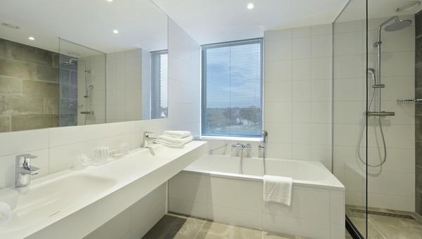 Design Badkamer Nijmegen : Comfort familienzimmer personen van der valk hotel nijmegen