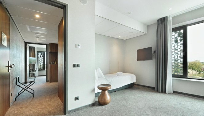 Comfort family room (childrens bedroom) Van der Valk Hotel Nijmegen-Lent