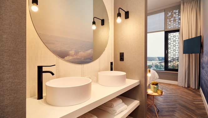 Suite In the Clouds Van der Valk Hotel Nijmegen-Lent